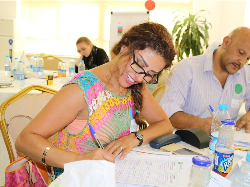 ISC-Amman Employees First to Benefit from New Workshop