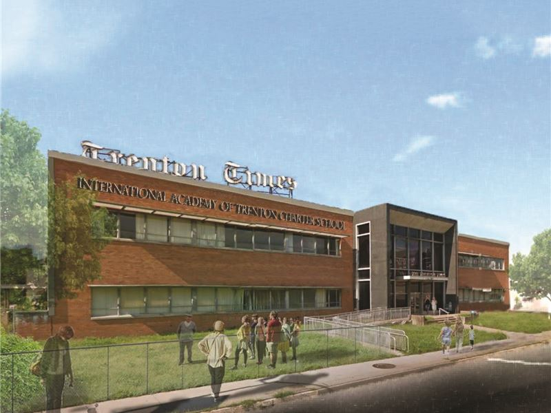 International Academy of Trenton Moves to Permanent Campus