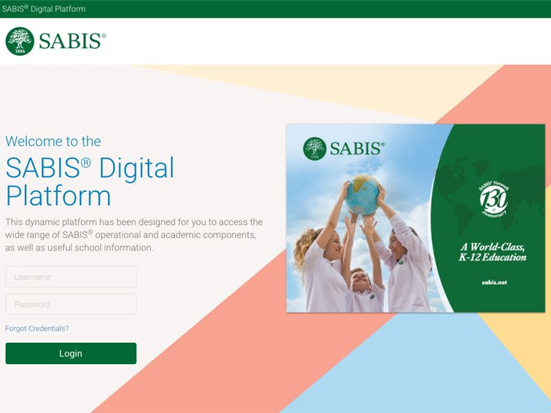 Introducing the SABIS® Digital Platform