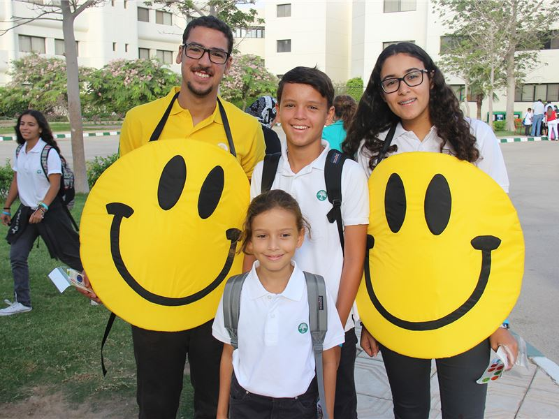 "SABIS® Network Schools Welcome Students ""Back to School"""