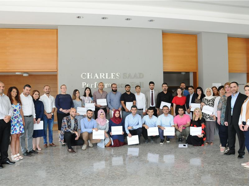 SABIS® Holds PPP Summer Academy