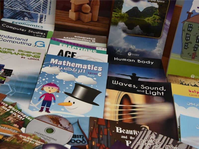 SABIS® Book Series Ready for New Academic Year