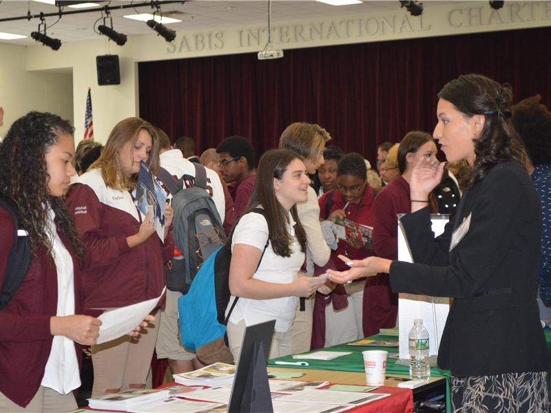 SLO® Job Fairs Introduce Students to the SLO®