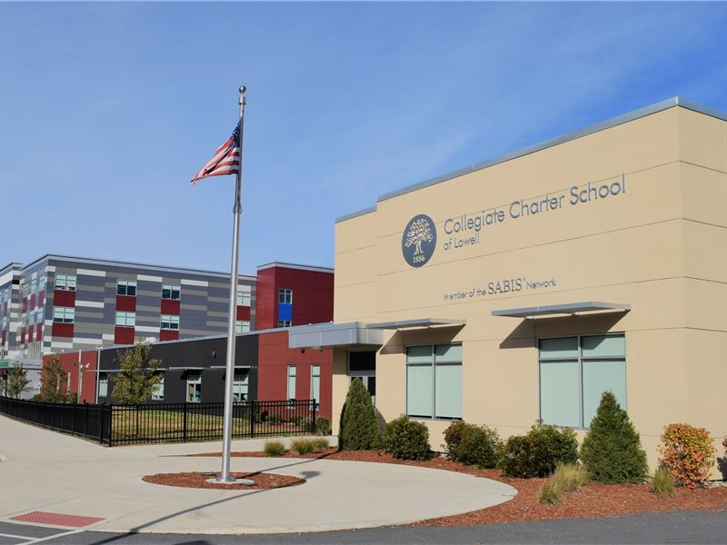Collegiate Charter School of Lowell