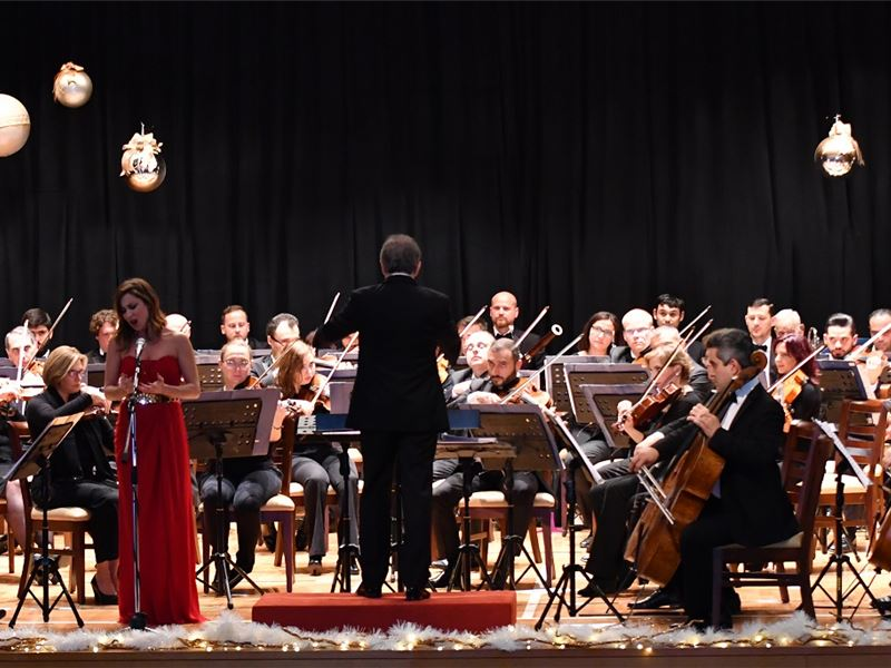 SABIS® Board Hosts Christmas Concert