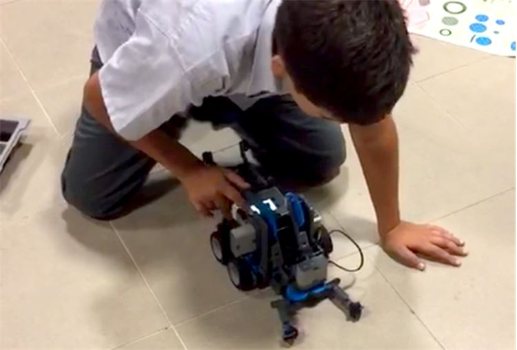 New Robotics Course Received with Enthusiasm