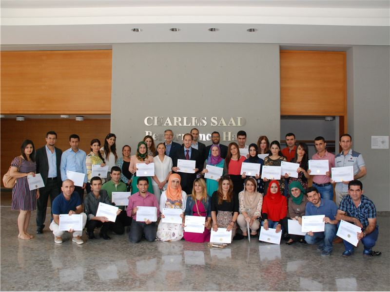 SABIS® Holds Summer Academy for PPP Teachers