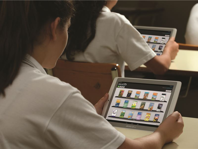 SABIS® Begins Introducing E-Books in Member Schools