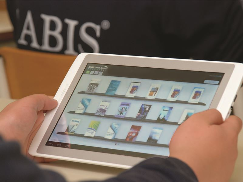 SABIS® E-Book Project Turns a Page