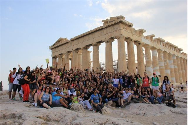 SABIS® Worldwide Student Life Training Camp 2014